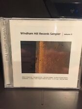 Windham Hill Records Sampler:  Volume 2 (1982, CD) NEW