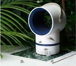 Moskito Killer Insektenvernichter USB Elektrisch LED Lampe Mückenfalle Licht