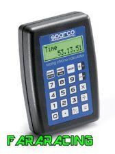 SPARCO 00557CS03 CRONOMETRO DIGITALE E CALCOLATRICE «TEMPO»