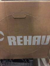 """REHAU 1/2"""" x 300'  PEX Plumbing UV Shield Pipe blue Article ID# 235351-301"""