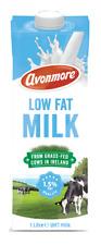 UHT Long Life 1.5% Milk Avonmore Cartons with Easy Open Cap (12 x 1 Litre)