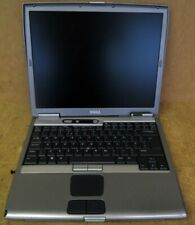 Dell Latitude D600 Laptop Intel Pentium M @ 1.73GHz No RAM No HDD Broken Hinge