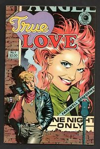 True Love #1  Jan 1986  Dave Stevens Cover VF