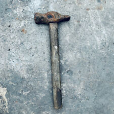 More details for very nice antique vintage builders / roofers hammer, collectable tools