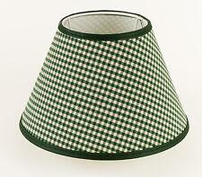 markenlose innenraum lampenschirme im landhaus stil aus stoff f rs badezimmer g nstig kaufen ebay. Black Bedroom Furniture Sets. Home Design Ideas