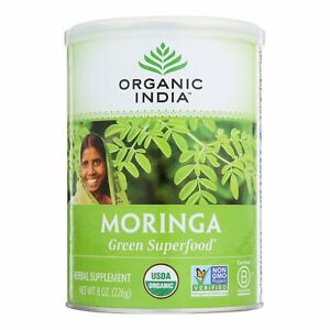 Organic India Organic Moringa Leaf Powder - 8 oz