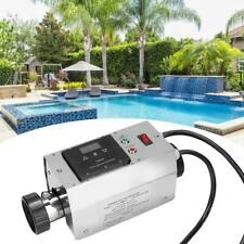 Impermeable Calentador de piscina SPA Controlador de temperatura Termostato Kit