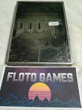 Jeu Doom 3 Collector's Edition Steelbox X-Box XBOX PAL Complet CIB - Floto Games