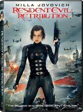 Resident Evil: Retribution (DVD, 2012)