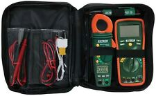 Extech tk430 Elektro messkit Multimeter ex430 + ma200 electricidad alicates FLIR electricista