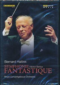 Bernard Haitink Symphonie Fantastique DVD NE Hector Berlioz Concertgebouw