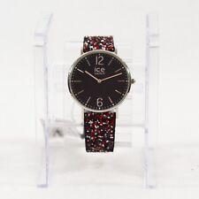 Ice-Watch ICE Madame Watch Red/Black Ladies Quartz Watch Size Medium