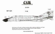 CAM Decals 1/32 McDonnell F-4B Phantom # 32024