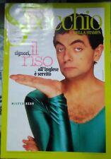 P4 SPECCHIO DELLA STAMPA N. 99 DEL 13 DICEMBRE 1997 IN COPERTINA MISTER BEAN.