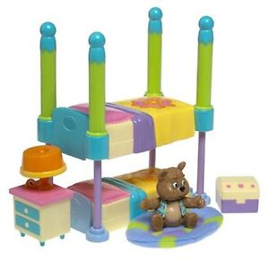 Nick Jr Dora Explorer Talking House Bedroom Bunkbed
