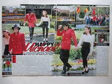 Michael Jackson Presley Kelly Family Kylie Minogue Phoenix clippings Germany