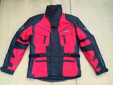 "RK SPORTS Mens Textile Motorbike / Motorcycle Jacket Size UK 38""- 40"" Chest #J36"