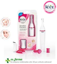 VEET SENSITIVE PRECISION RECORTADOR INGLES AXILAS CEJAS CORTAPELOS BEAUTY STYLER