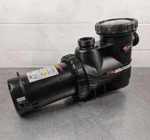 Jacuzzi Magnum Force 1MF-S Swimming Pool Pump 115/230V 3450 RPM