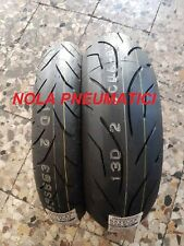 Coppia 110/70 R17 54H e 140/70 R17 66H BRIDGESTONE S20 EVO Hypersport DOT2016