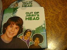 "OUT OF JIMMYS HEAD EMMY DVD CARTOON NETWORK 1 EPISODE ""SICK DAY"" PLAYS USA"