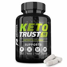 ▶▶ KETO PILLS - FAT BURNER - Weight Loss BOOSTER - 2 per day - 60 Capsules