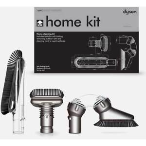 Dyson Home Cleaning Kit, Soft Dusting,Stubborn Dirt,Allergy-Dust  Benefits £44