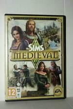 THE SIMS MEDIAEVAL GIOCO USATO BUONO STATO PC DVD VERSIONE ITALIANA GD1 42499