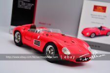 Cmc 1:18 Maserati 300S M105 1956 Red
