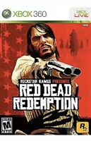 Red Dead Redemption Xbox 360/Xbox One/series X Game Rdr 1 I