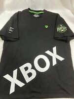 Rare XBOX T-shirt Fanfest 5th Anniversary Los Angeles OversIze Large