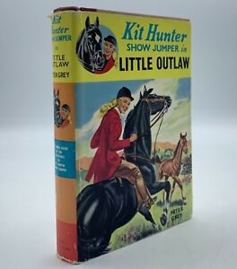 Kit Hunter Show Jumper in Little Outlaw Peter Grey 1961