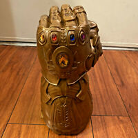 Disney Parks Marvel Comics Avengers Thanos Infinity Gauntlet Glove Souvenir Cup