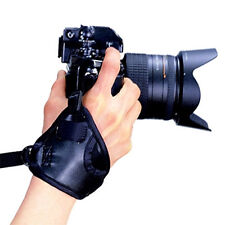 Promaster Leather Camera Hand Grip Strap for DSLR Nikon Canon Sony Pentax #7408