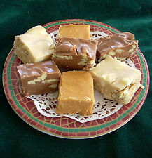 Deliciously Different ~  MILK CHOCOLATE PEANUT BUTTER FUDGE ~  1  lb. Gift Boxed