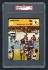 PSA 9 A LABORATORY SPORT by JAMES NAISMITH Sportscaster Basketball #07-12 ITALY