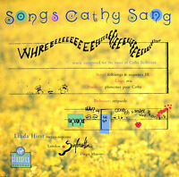 Songs Cathy Sang John Cage etc Linda Hirst 1988 NEAR MINT + insert VC 7 90704-1