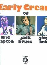 ERIC CLAPTON jack bruce GINGER BAKER early cream of USA