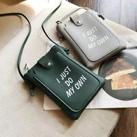 Cross-body Mobile Phone Shoulder Bag Pouch Case Belt Handbag Purse WaRKUS