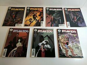 Dark Horse Comics - Dylan Dog TPB #1-6 & Zed High Grade!