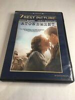 Atonement (DVD) Kiera Knightley, James McAvoy