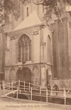 Ansichtkaart Nederland : Delft - Oude Kerk (bc049)