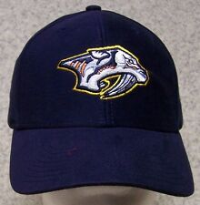 Embroidered Baseball Cap Sports NHL Nashville Predators NEW 1 hat size fits all