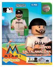 Jarrod Saltalamacchia OYO Miami Marlins MLB Mini Figure NEW G4