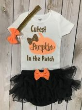 Baby Halloween outfit, baby clothing, baby Halloween party, baby girls clothing,
