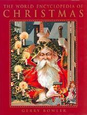 The World Encyclopedia of Christmas-ExLibrary