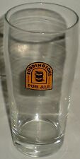 BEER DRINKING GLASS TALL WHEAT WEIZENBIER STYLE BODDINTON PUB ALE