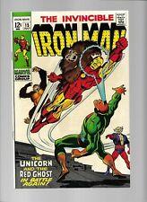 Iron Man 15 19 20 1st app Alex Niven Crimson Dynamo Madame Masque Midas Lucifer
