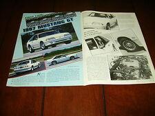 1987 Ford Mustang Gt *Original Article*
