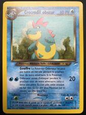 Carte Pokemon CROCRODIL OBSCUR 32/105 Unco Néo Destiny Wizard FR NEUF